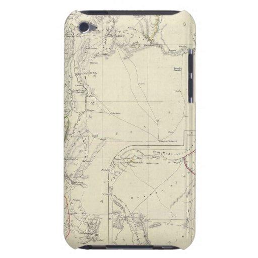 Siria antigua a Sinaí Case-Mate iPod Touch Cobertura