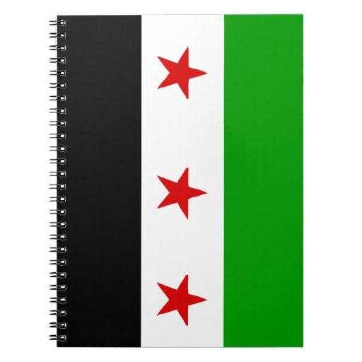 Siria Cuadernos