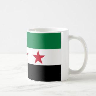 Siria Flag (1932) Taza