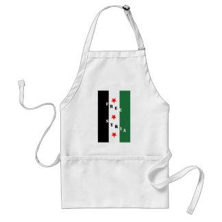 Siria libre delantal