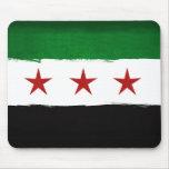 Siria libre Mousepad Tapetes De Ratón