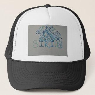 Sirian Starseed Light Language Symbol Trucker Hat