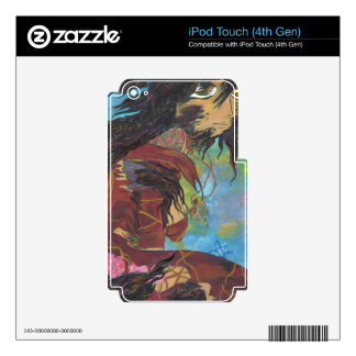 Siris in Transformation iPod Touch (4th Gen) iPod Touch 4G Decal