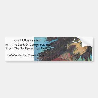 Siris in Transformation - Monster Book 1 cover art Bumper Sticker