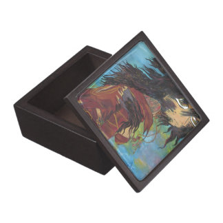 Siris in Transformation - Monster Book 1 cover art Jewelry Box