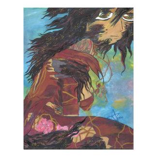 Siris in Transformation - Monster Book 1 cover art Letterhead