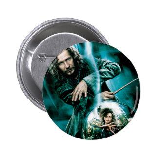 Sirius Black and Bellatrix Lestrange Pinback Button