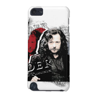 Sirius Black iPod Touch 5G Covers