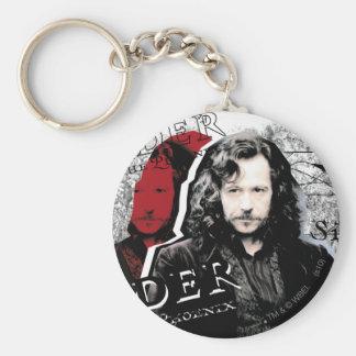 Sirius Black Keychain