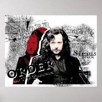 Sirius Black print