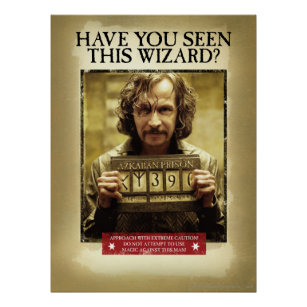 picture about Harry Potter Wanted Posters Printable titled Harry Potter Sought after Posters Image Prints Zazzle