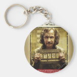 Sirius Black Wanted Poster Key Chain
