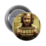 Sirius Black Wanted Poster Pinback Button