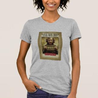 Sirius Black Wanted Poster T-Shirt