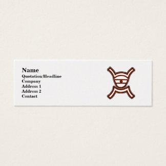 Sirius Mini Business Card
