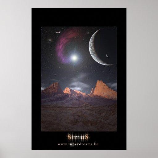 Sirius Poster