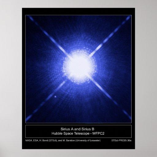 SiriusAandSiriusB-2005-36a Poster