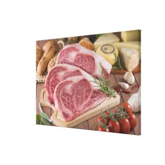Sirloin of Beef Canvas Print