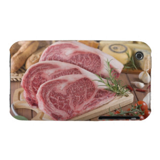 Sirloin of Beef iPhone 3 Cases