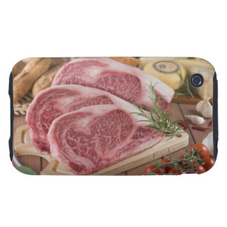 Sirloin of Beef Tough iPhone 3 Cases
