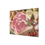 Sirloin of Beef Gallery Wrapped Canvas