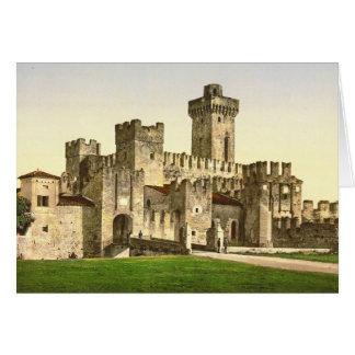 Sirmione Castle - Lake Garda - Italy 1890 Card