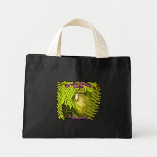 Sirocco in the Ferns Mini Tote Bag