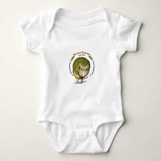 Sirocco Kakapo Fan Club Baby Bodysuit