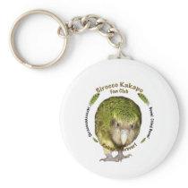 Sirocco Kakapo Fan Club Keychain