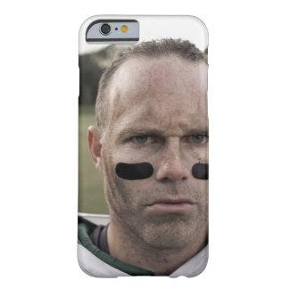 Sirva el equipo del fútbol americano que lleva, funda de iPhone 6 barely there
