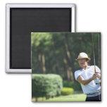 Sirva jugar al golf, prefectura de Miyazaki, Imán Cuadrado