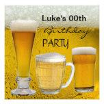 Sirve cualquier cerveza de las bebidas de la fiest comunicados personalizados