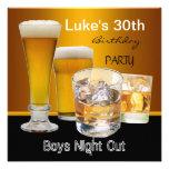 Sirve la trigésima noche de los muchachos de la ce anuncio personalizado