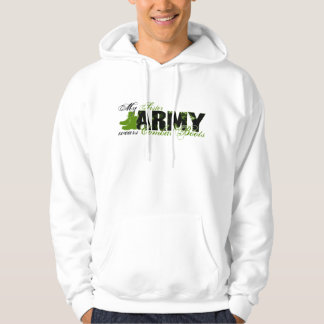 Sis Combat Boots - ARMY Hoodie