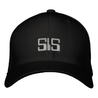 SIS EMBROIDERED BASEBALL CAP