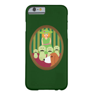 Sis & P and the Mustached Dogs of Mystery Barely There iPhone 6 Case