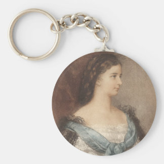 Sisi - Elisabeth of Bavaria - Empress of Austria Keychain