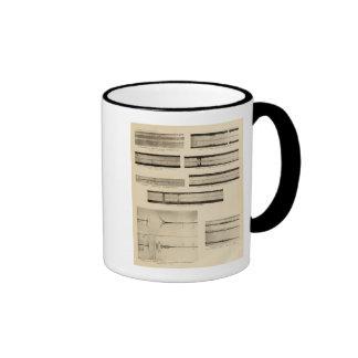 Sismogramas 2 de California Tazas De Café