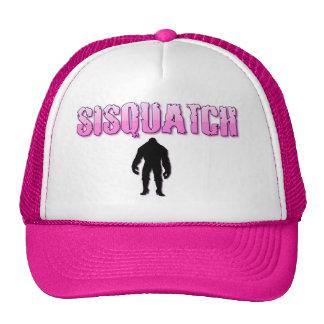 Sisquatch Trucker Hat