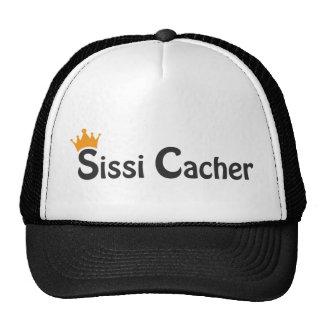 Sissi Cacher Trucker Hat