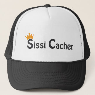 Sissi Cacher Trucker Hat
