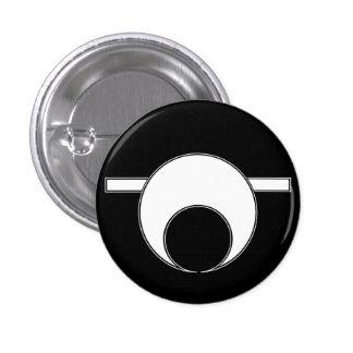Sissies Black October Pin