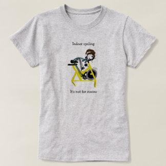 Sissies don't take cycling classes T-Shirt
