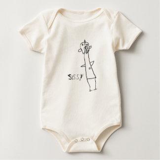 Sissy Baby Bodysuit