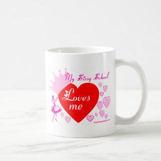 Sissy Love Coffee Mug