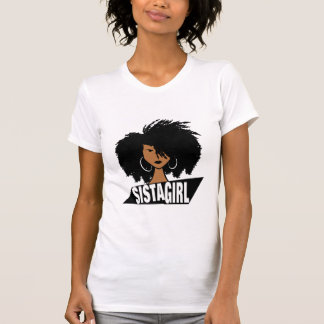 Sista Girl Apparel Crew Neck T-Shirt