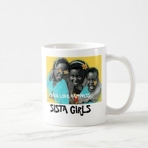 SISTA GIRLS MUGS