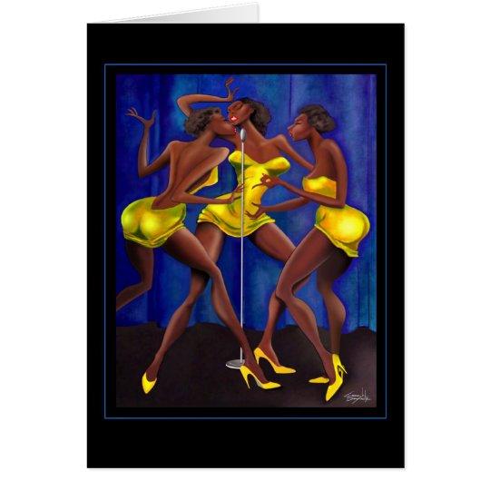 Sistah Girls Card