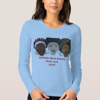 Sistahs With Books Tshirts