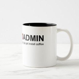 Sistema Admin de Linux Tazas